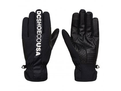 rukavice DC ADYHN03006 černá