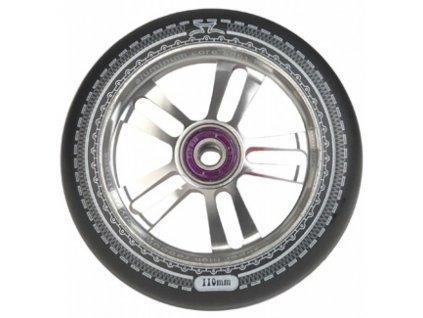 kolecko-ao-mandala-110-black-silver