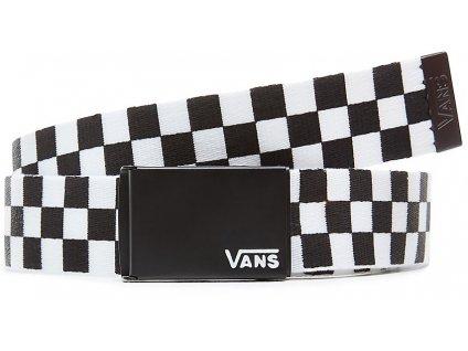 pásek Vans černo bílý