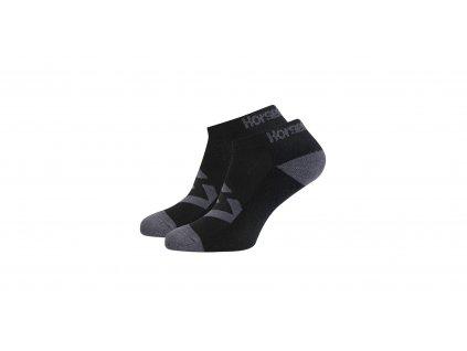 ponožky HFC Norm black