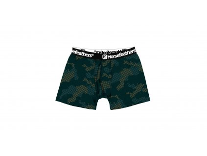 boxerky HFC Sidney Dotted camo
