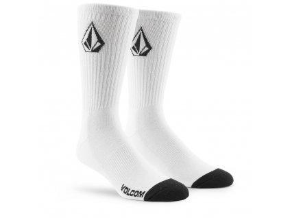 ponožky Volcom bílé