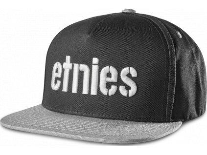 kšiltovka Etnies Corp Snapback