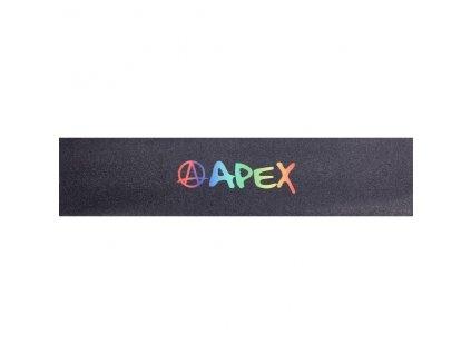 apex rainbow pro scooter grip tape m3