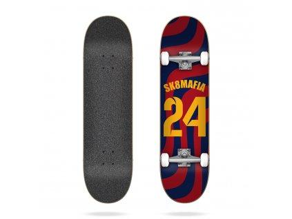 sk8mafia barci 7 5 complete skateboard