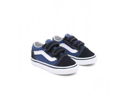 botičky Vans Old Skool modré.2