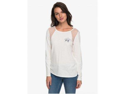 triko Roxy bílé
