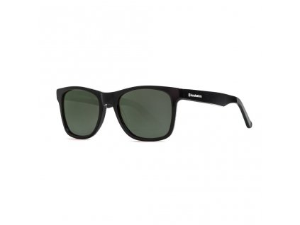 BRÝLE HORSEFEATHERS FOSTER GLOSS BLACK/GRAY GREEN