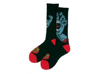 SCA ACC Socks Screaming Hand Black