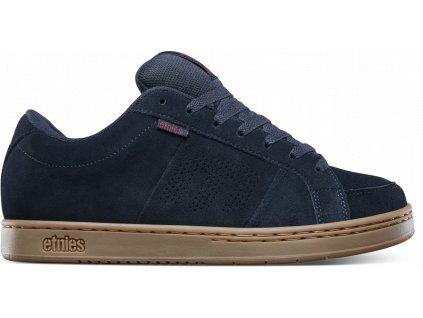 boty Etnies Kingpin modré