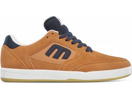 boty Ernies Veer oranžový