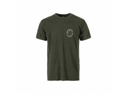 triko Powder Badge zelené
