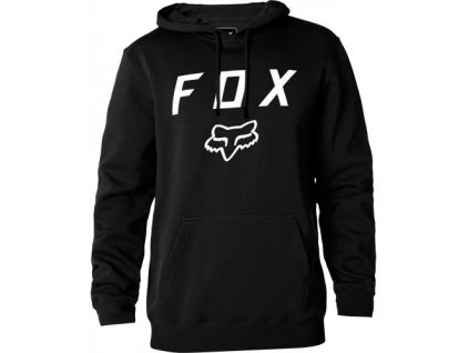 mikina-fox-legacy-moth-po-fleece-black