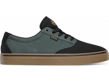 boty Etnies Fuerte zelené