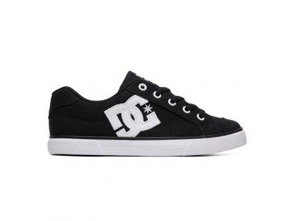 boty DC Chelsea TX černé