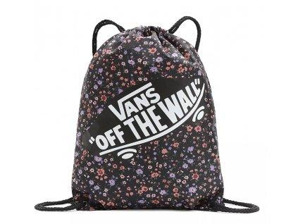 VAK VANS BENCHED BAG COVERED DITSY