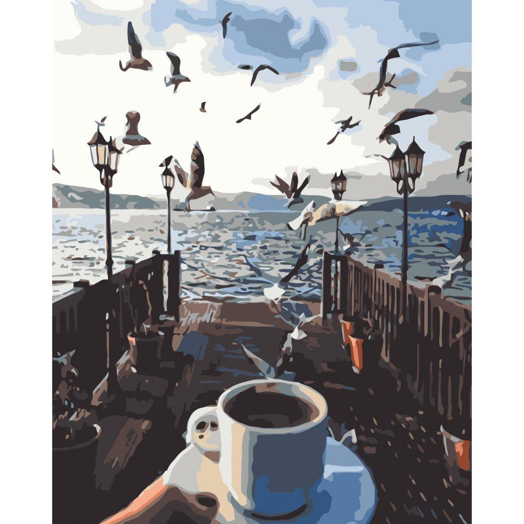 WM 096 飞鸟与咖啡