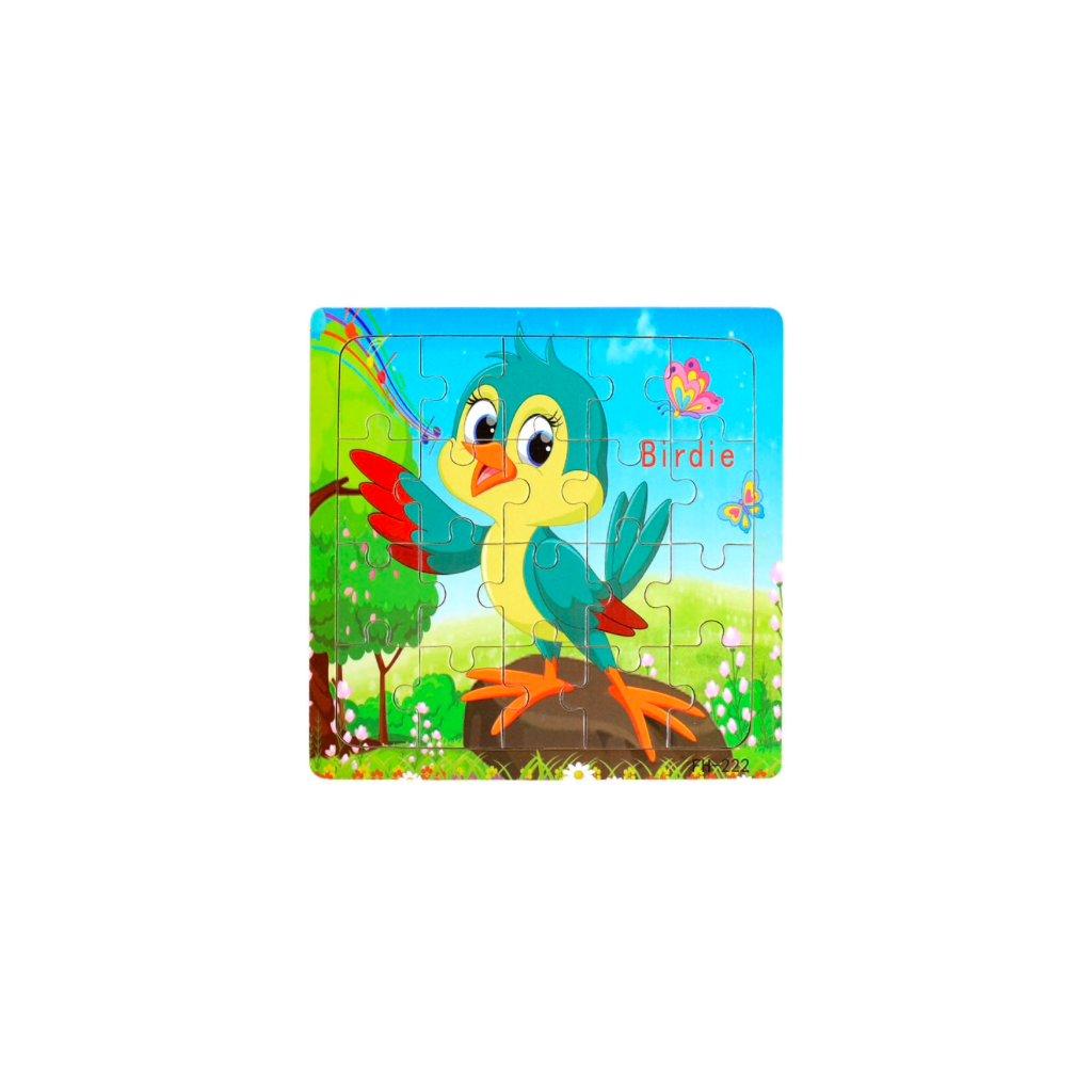 puzzle Vtáčik