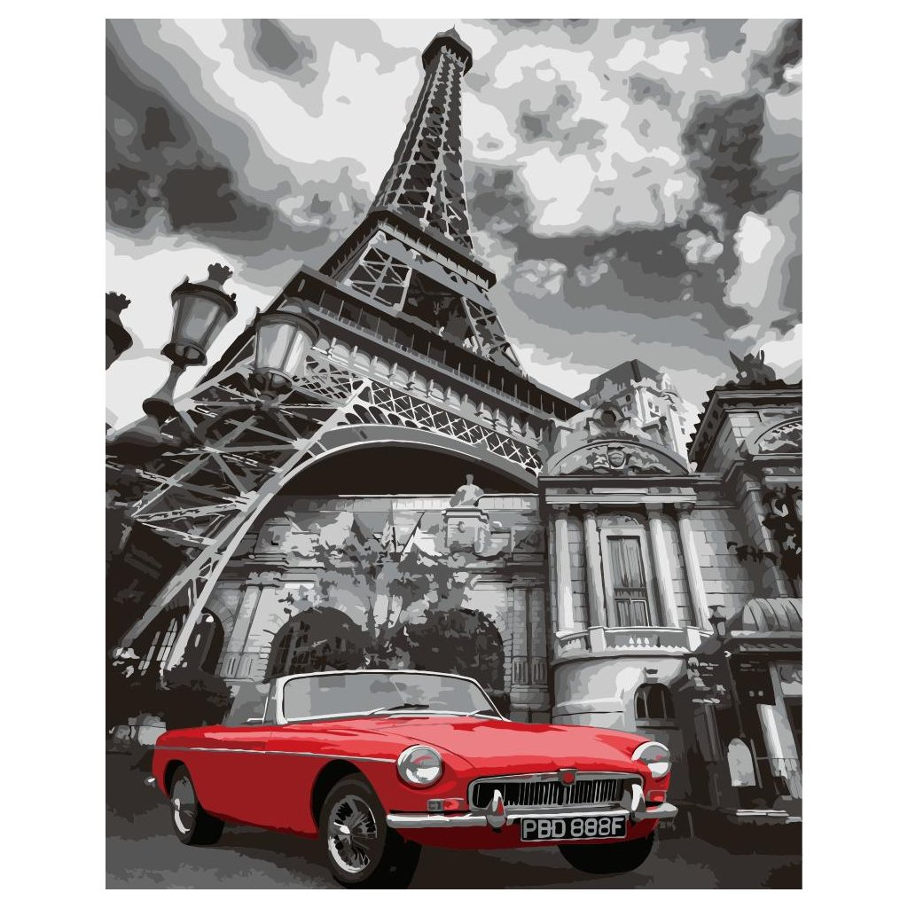 WM 001 巴黎情