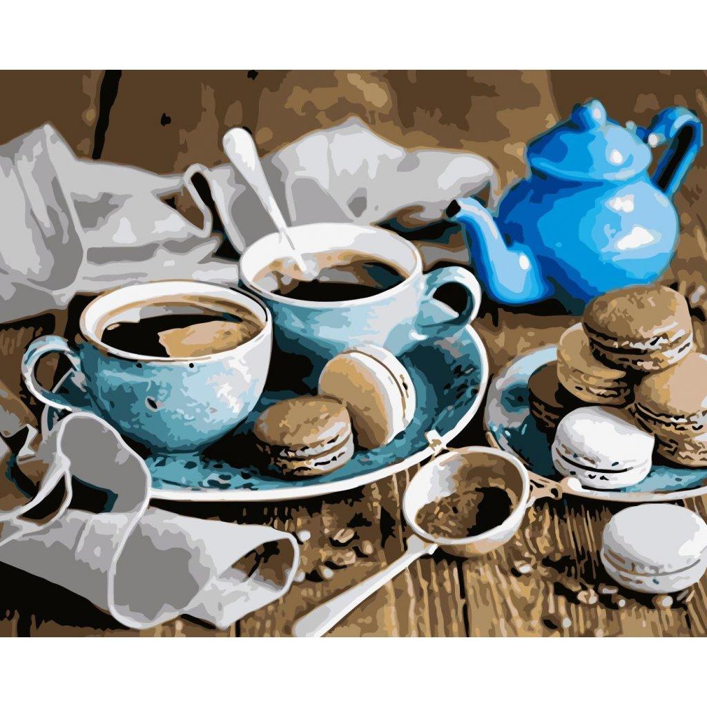 WM 054 午后咖啡