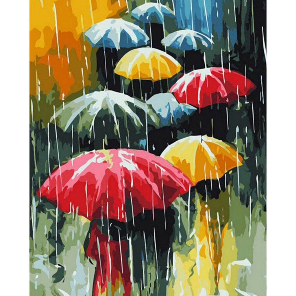 WM 322 抽象雨伞