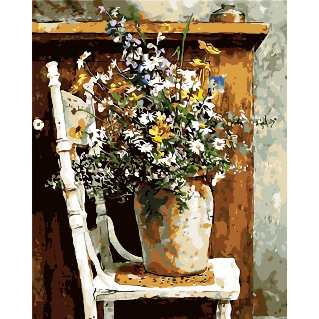 WM 778 椅子花瓶