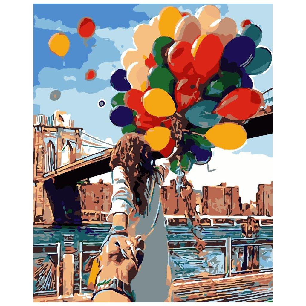 WM 1655 牵手气球