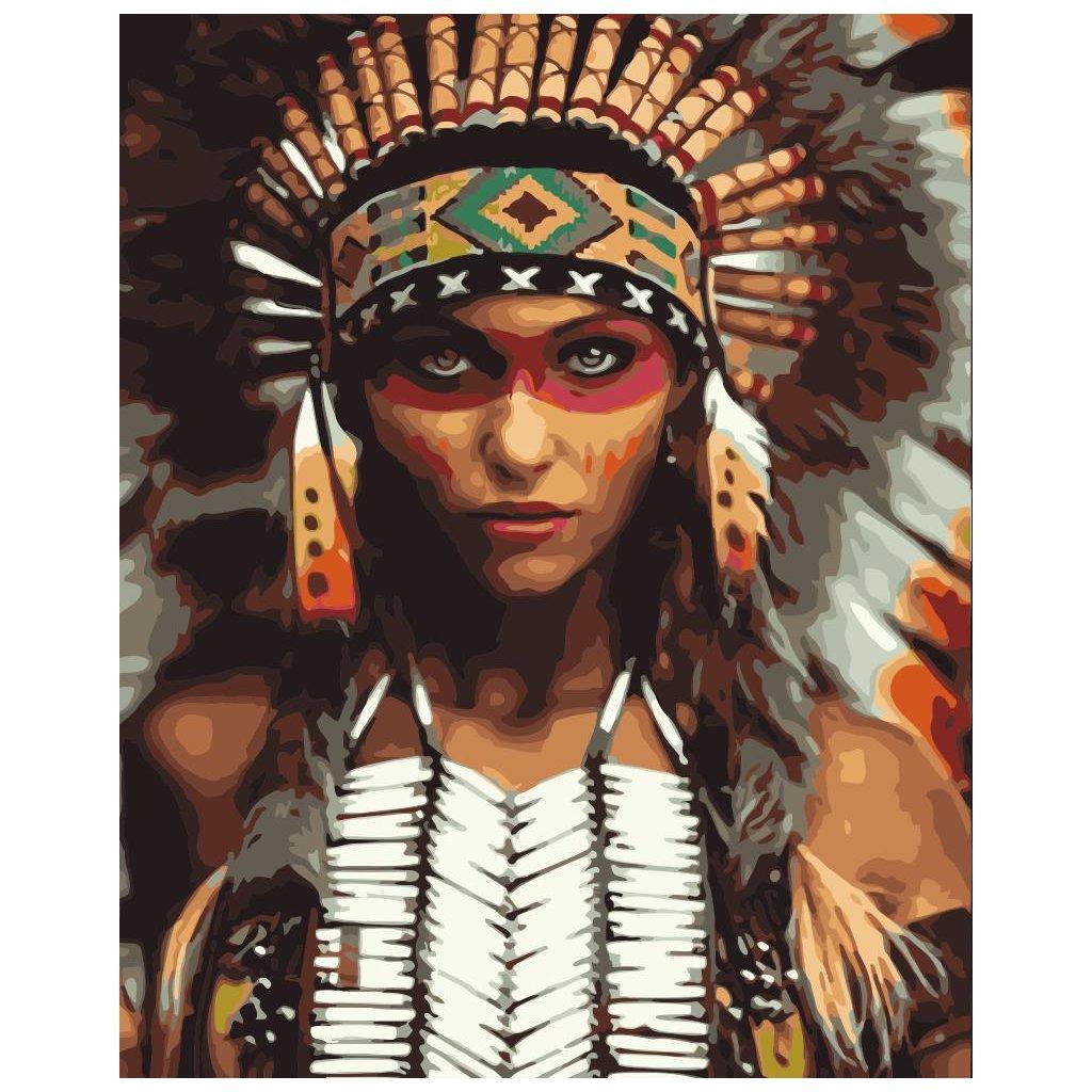 WM 1840 土著美女