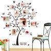 samolepiaca tapeta dekoracna samolepka na stenu nalepka strom s fotkami styl interierovy dizajn dekoracia nahlad stylovydomov