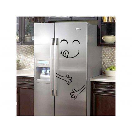 """Samolepka na ledničku """"Štístko 3"""" 80x60cm"""