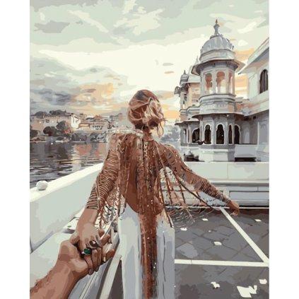 namaluj si obraz zamilovany par nahlad stylovydomov