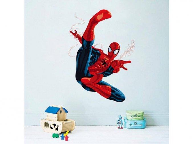 "Samolepka na zeď ""Spiderman 5"" 40x56 cm"