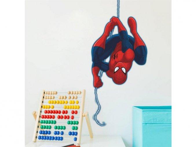 "Samolepka na zeď ""Spiderman 1"" 40x88 cm"