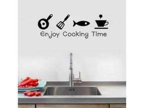 samolepiaca tapeta dekoracna samolepka na stenu vinylova nalepka kuchyna varenie dizajn dekoracia nahlad stylovydomov