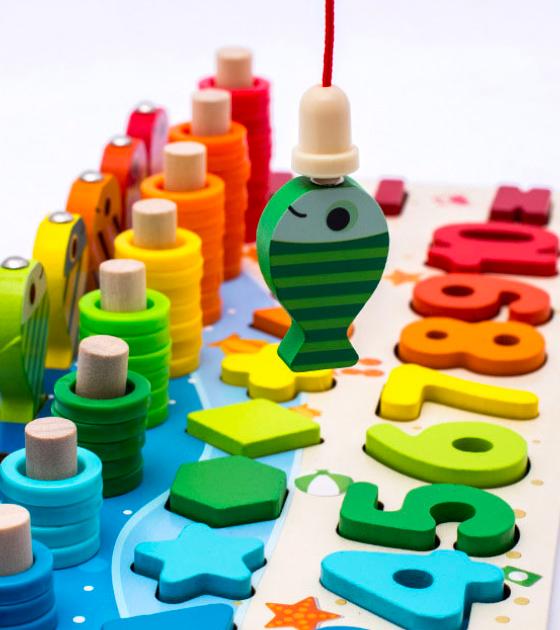 Oktató játékok gyerekeknek - mik is ezek pontosan?