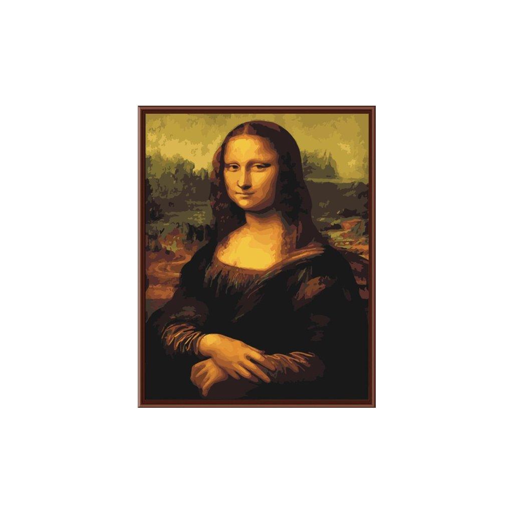 namaluj si obraz mona lisa nahlad stylovydomov