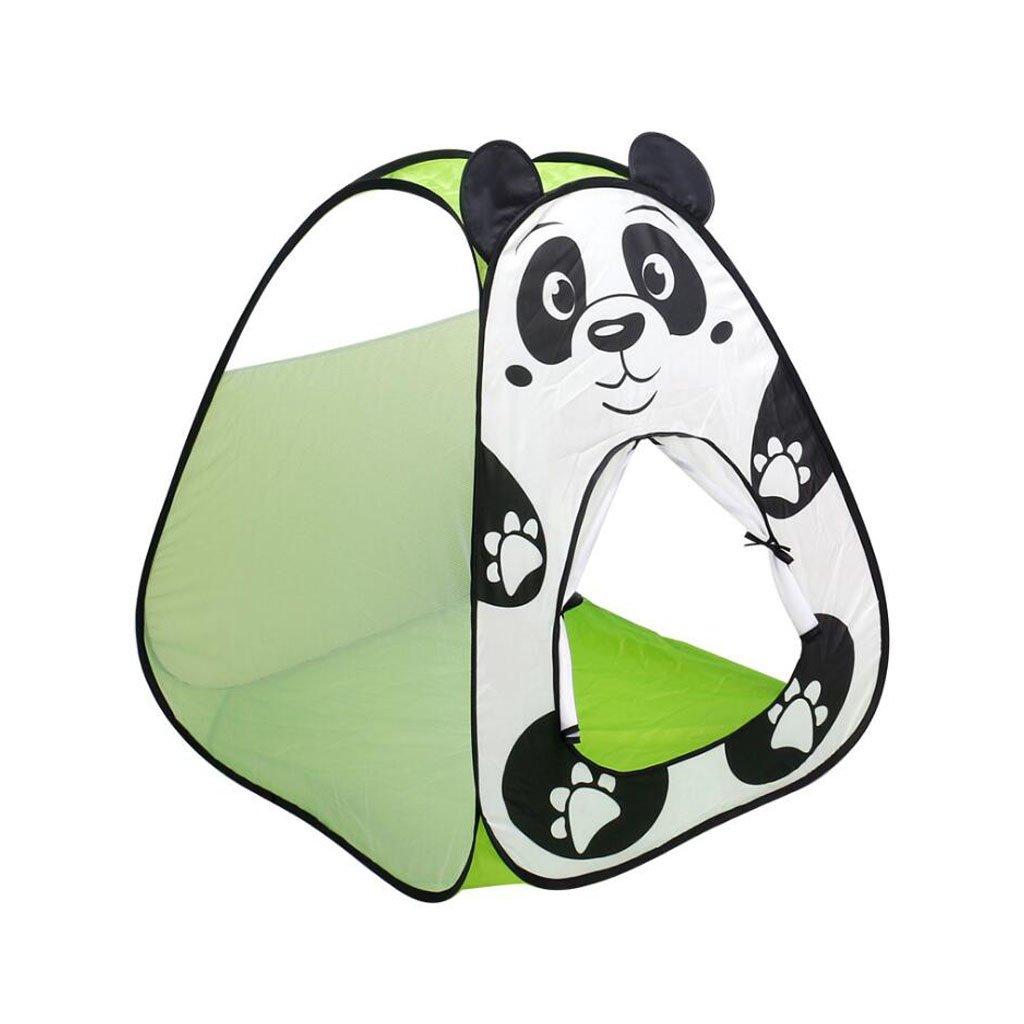 detsky stan pre deti domcek farebny panda nahlad stylovydomov