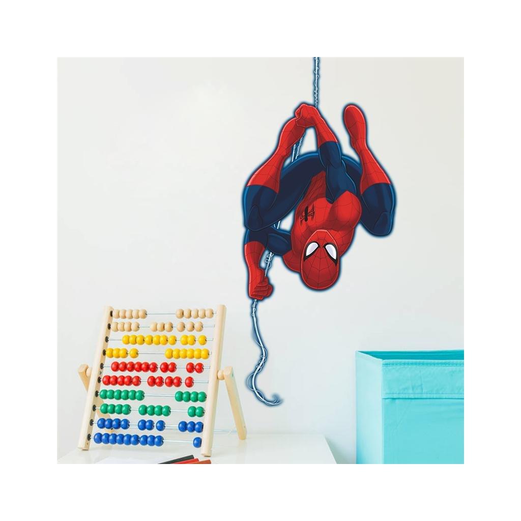 detska nalepka samolepka pre deti spiderman 1 nahlad stylovydomov