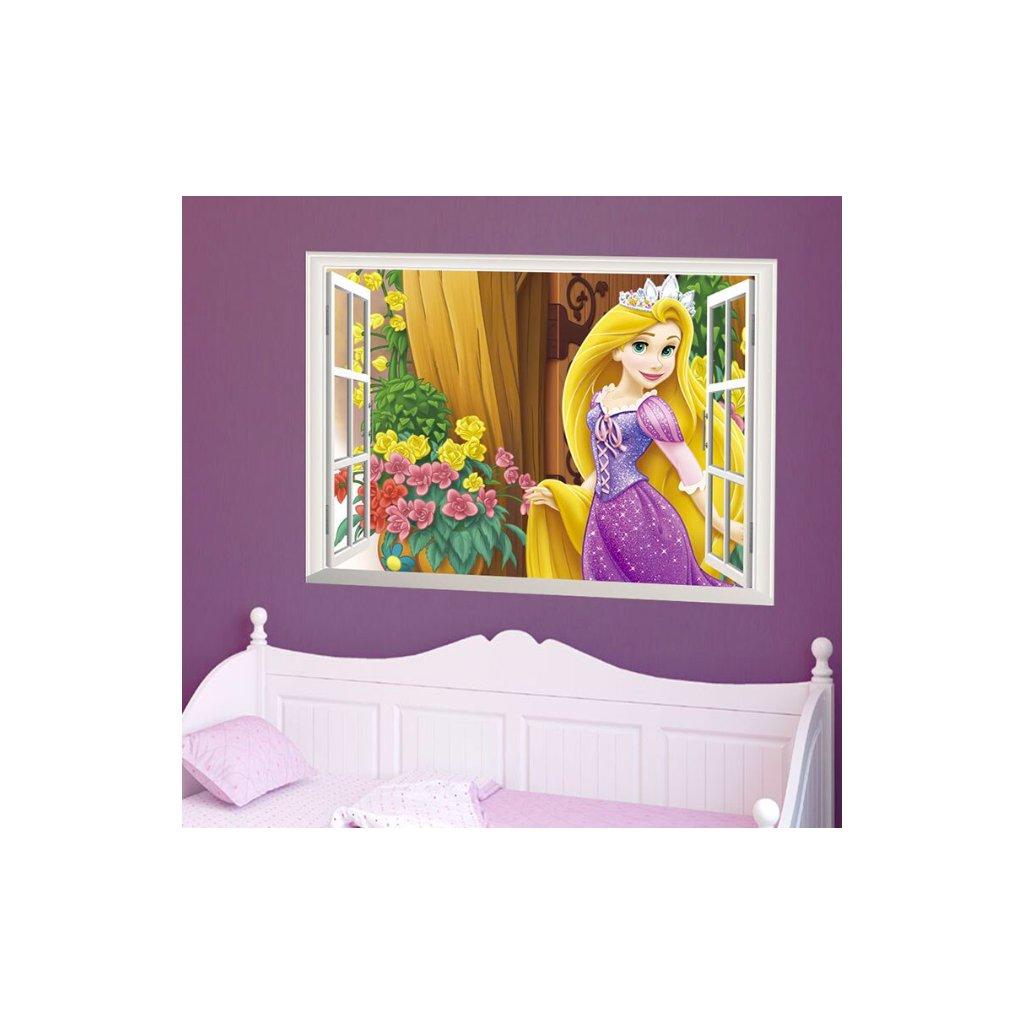 Rapunzel úvod