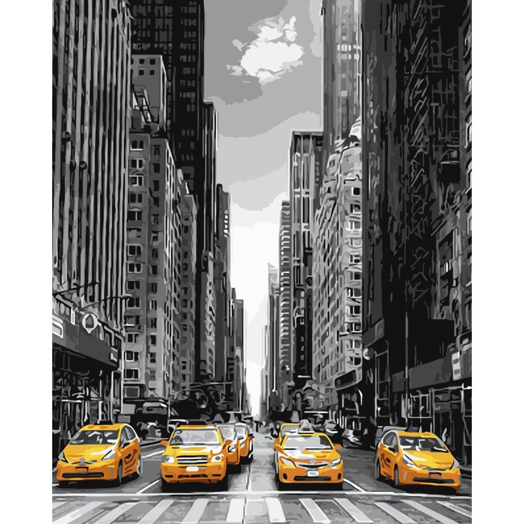 WM 164纽约街道