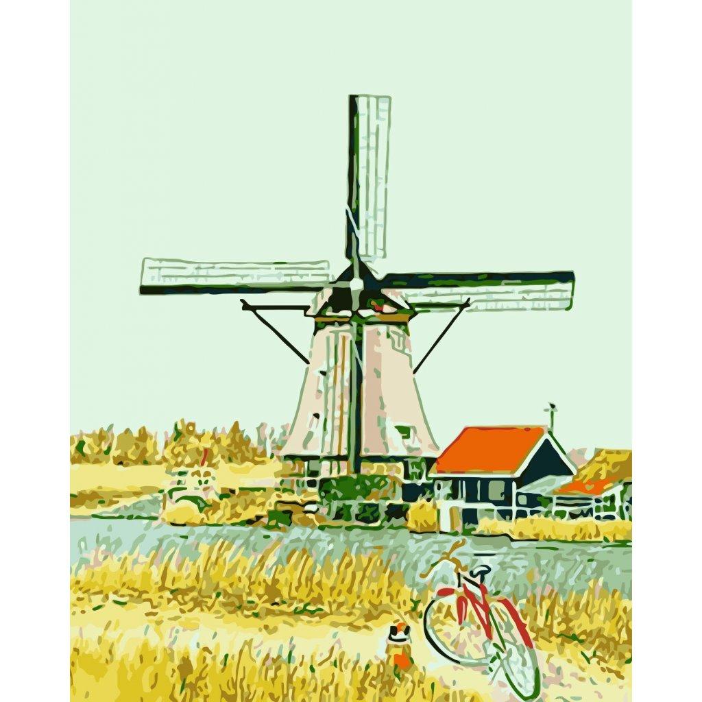 WM 356 田园风车