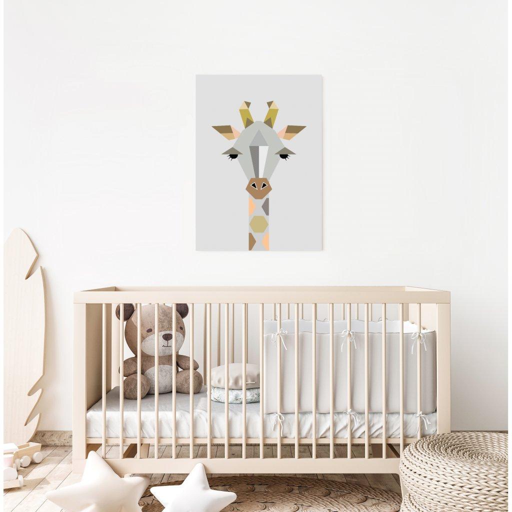 Geometrická žirafa