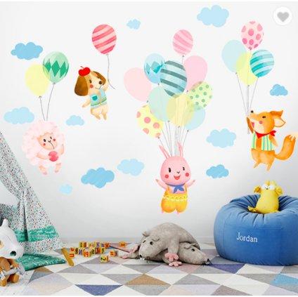 Zvieratká s balónmi 2 úvod