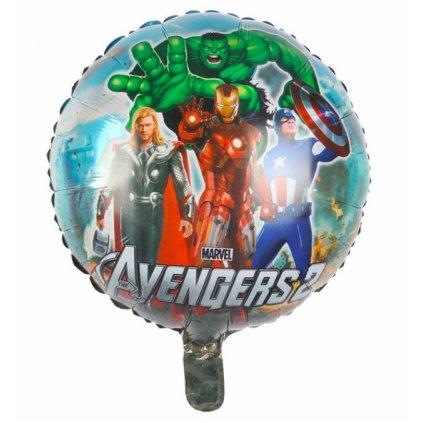 """Kerek léggömb """"Avengers"""" 44cm"""