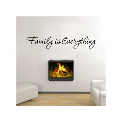 """Falmatrica """"Minden a család"""" 11x60 cm"""