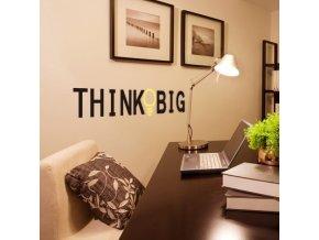 "Falmatrica""Think Big"" 58x12 cm"
