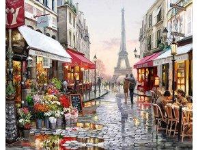 namaluj si obraz pariz nahlad stylovydomov