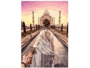 namaluj si obraz zamilovany par 2 nahlad stylovydomov
