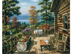 namaluj si obraz malovanie podla cisiel art painting zrub stylovydomov
