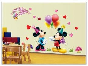 """Falmatrica """"Mickey & Minnie"""" 75x50 cm"""